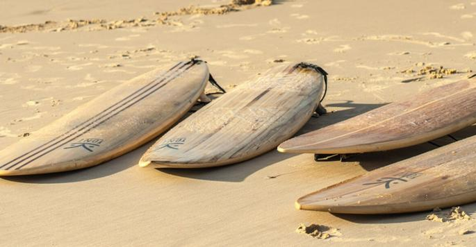 Where To Find Wooden Surfboards In Europe