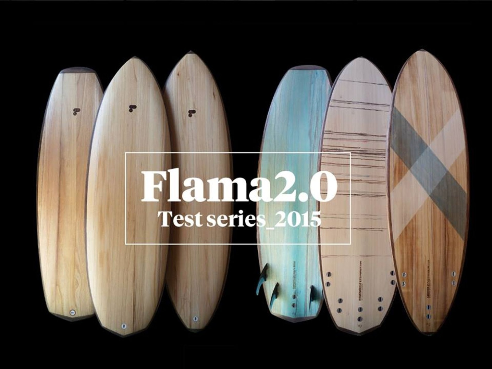 Flama wood board